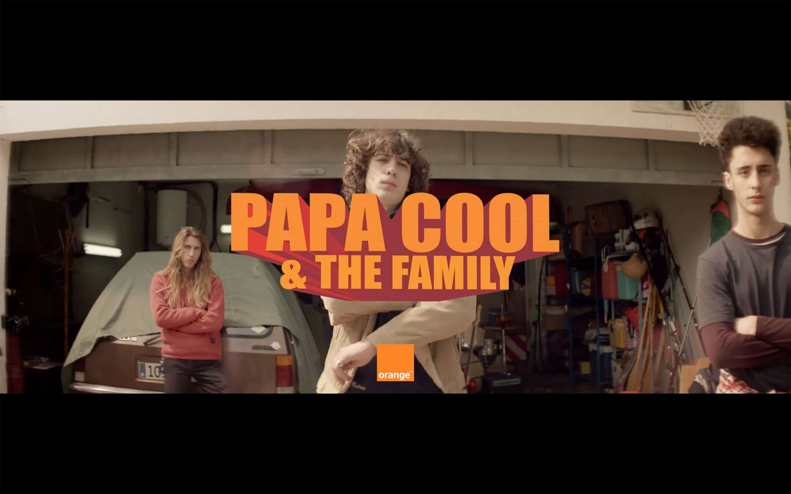 Papa-Cool-and-the-Family
