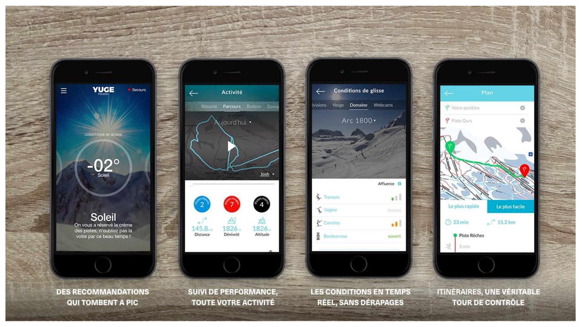 Yuge-visuels-app